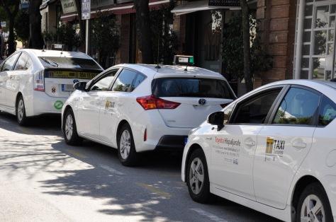 Taxis de Tomares