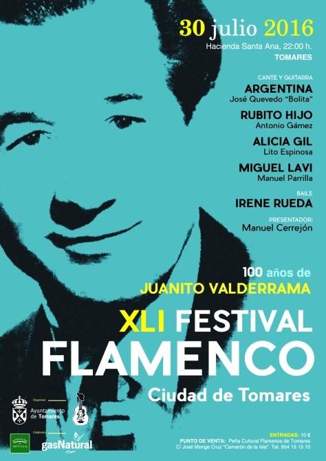 Cartel XLI Festival Flamenco de Tomares 2016.jpg
